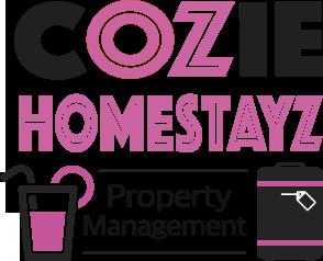 Cozie Homestayz Logo