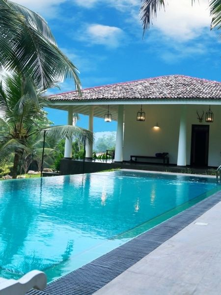 Pools when investing for short term rental in Cairns