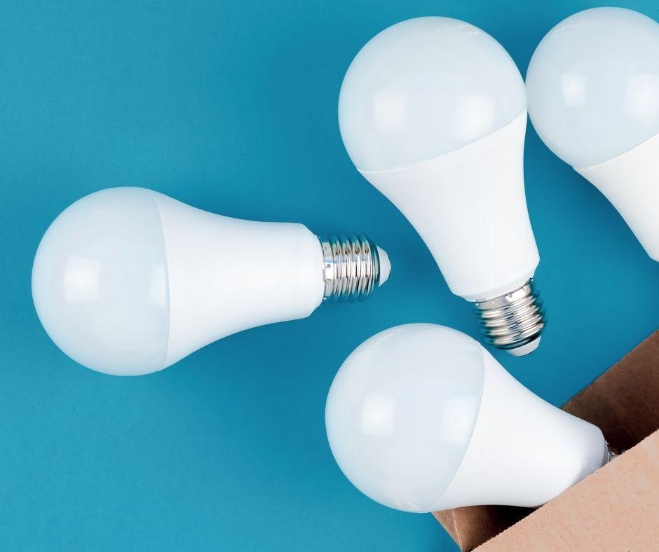 Cozie Homes Light Bulbs