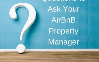 AirBnb Property Manager – questions to ask before signing.