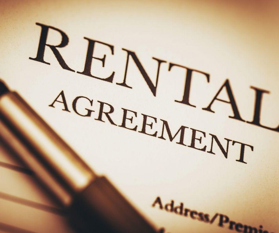 Cozie Homes Rental Agreement